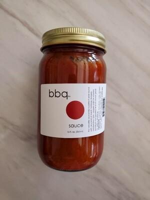 BBQ Sauce by We Love Jam, San Francisco