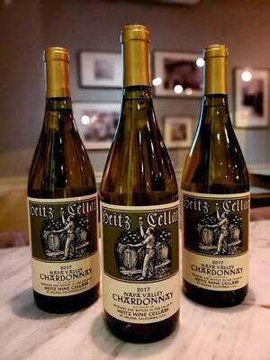 Heitz Cellar Chardonnay, Napa Valley 2017