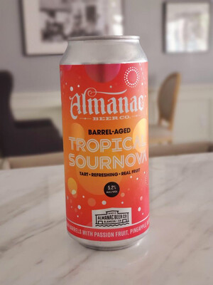 Almanac Beer Co Tropical Sournova