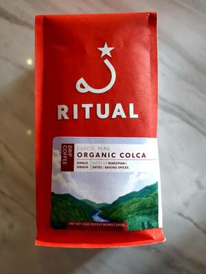 Ritual Coffee - Colma Organic - Peru