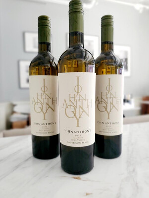 John Anthony Sauvignon Blanc, Carneros Napa Valley 2019