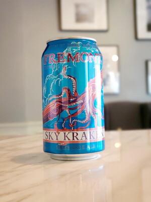 Sky Kraken Hazy Pale Ale by Fremont Brewing