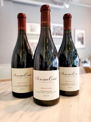 "Sonoma Coast Vineyards ""Freestone Hills Vineyard"" Pinot Noir, Sonoma Coast 2014"
