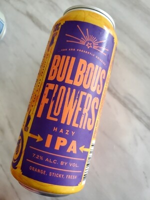 Bulbous Flowers by Societe Brewing Company