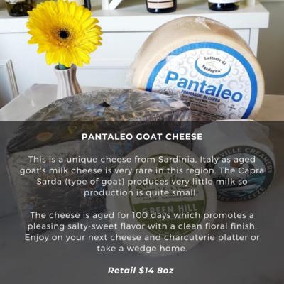 Pantaleo Goat Cheese