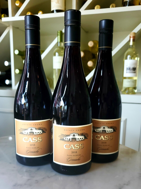 Cass Winery Grenache, Paso Robles