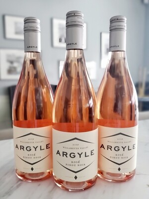 Argyle Rosé of Pinot Noir, Willamette Valley 2019