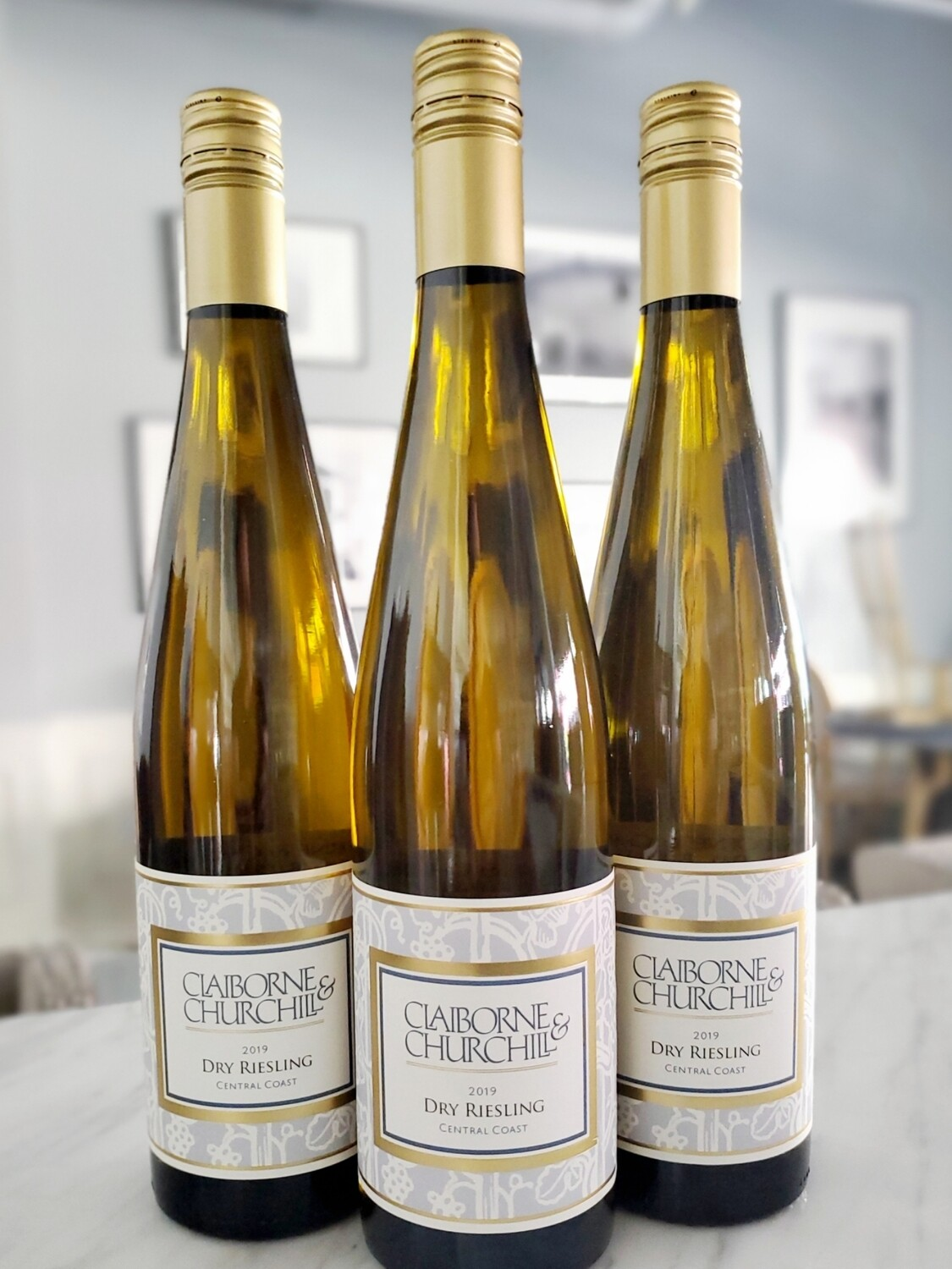 Claiborne & Churchill Dy Riesling, Central Coast 2019