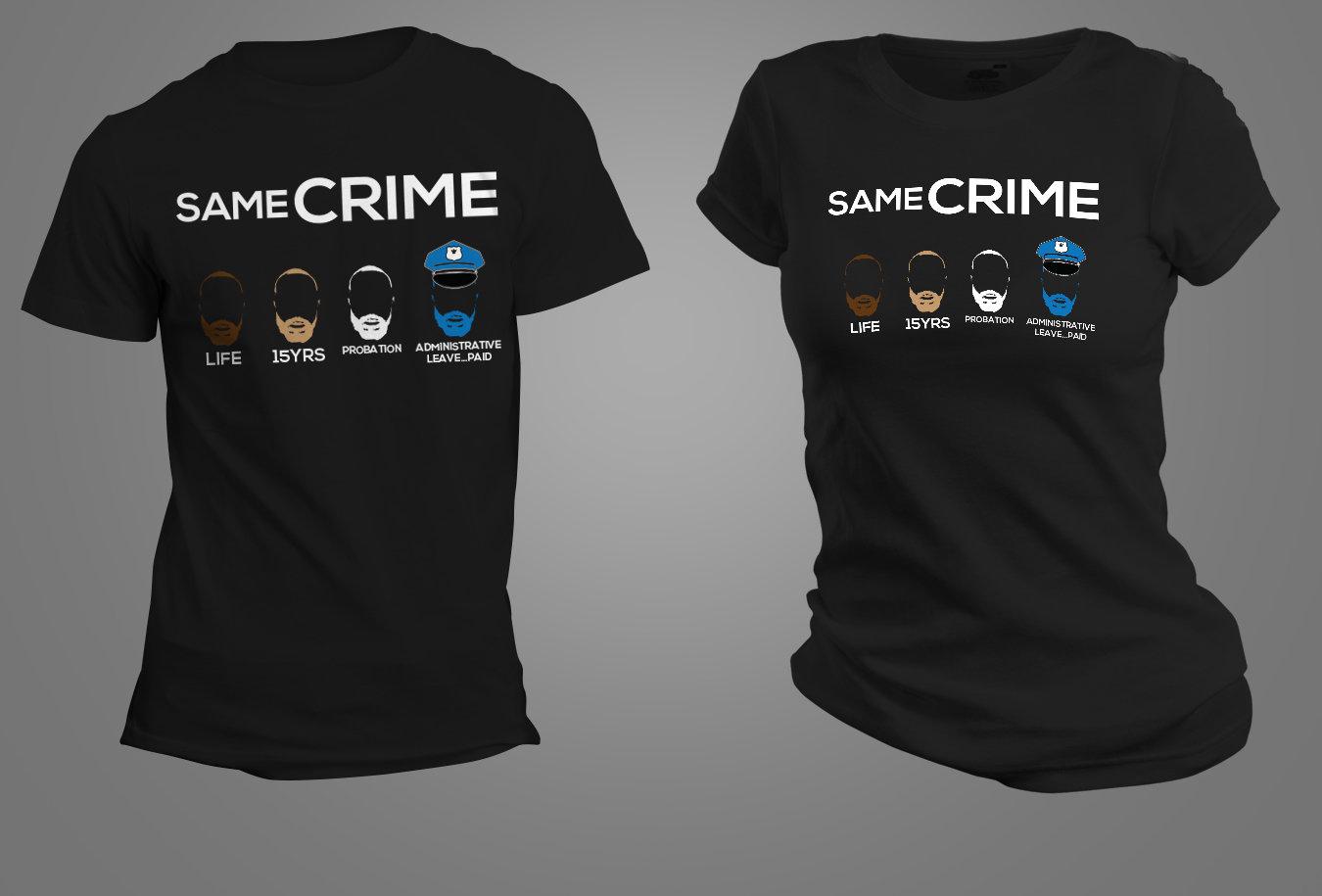 SAME CRIME T-Shirt Couples Bundle.