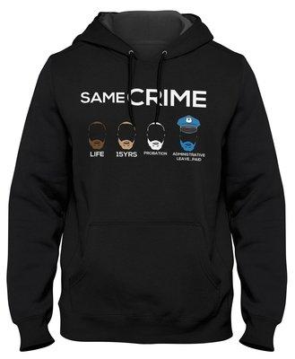 SAME CRIME Hoodie