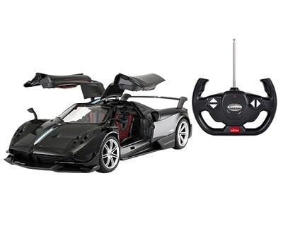 1:14 Rastar RC Pagani Huayra Super Sports Car (Black)