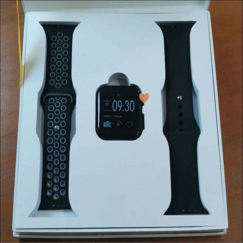 Series 5 Fitness Tracker Smart Watch