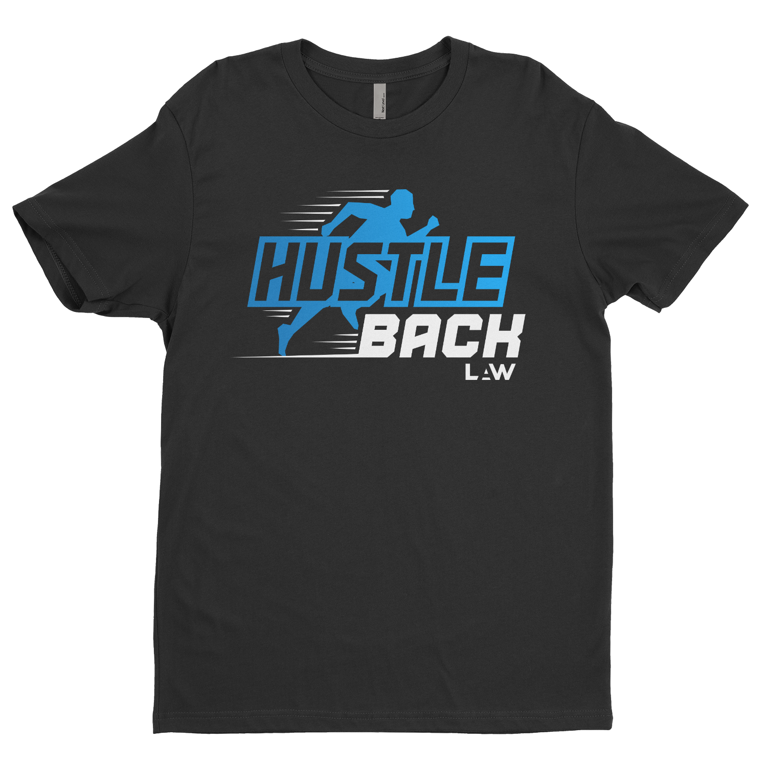 Hustle Back Tee
