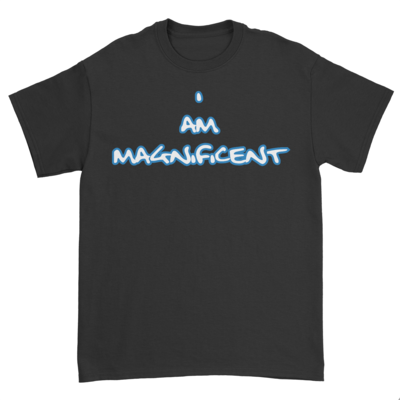I Am Magnificent Tee (Throwback)