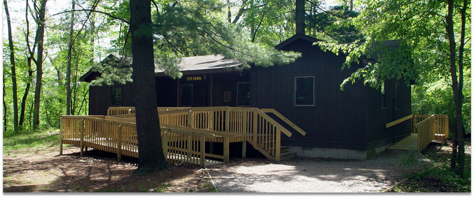 Sylvania Cabin