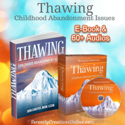 Thawing Childhood Abandonment Issues, Downloads