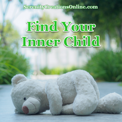 Self-Hypnosis, Finding Your Inner Child