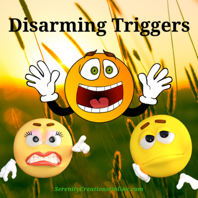 Self-Hypnosis, Disarming Triggers