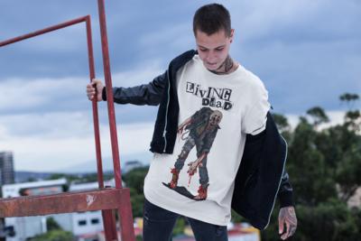 Punk Zombie T-Shirt