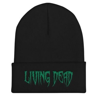 Living Dead Cuffed Beanie