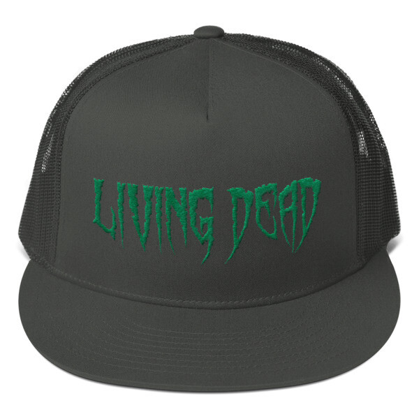 Living Dead Logo Mesh Snapback