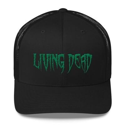 Living Dead Logo Trucker Cap