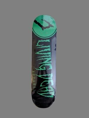 Living Dead Logo Skateboard