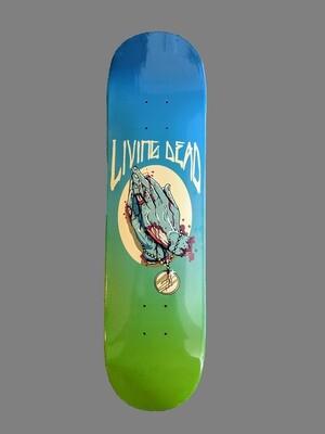 Zombie Praying Hands Skateboard