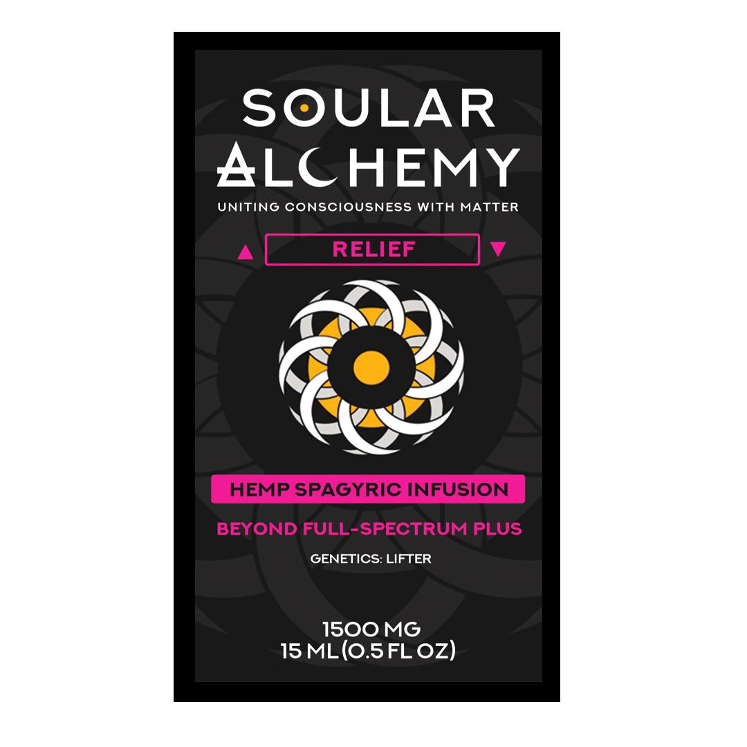 Soular Alchemy - Relief - 15ml