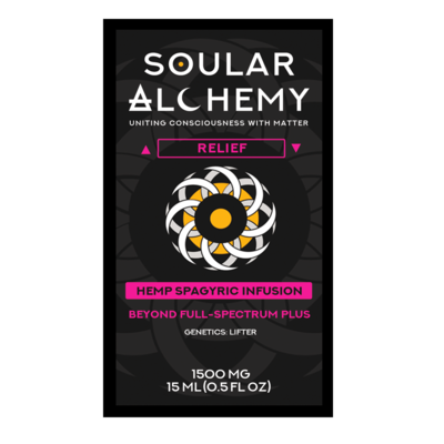 Soular Alchemy - Relief - 15ml