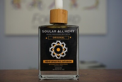 Soular Alchemy - Original Blend - 50ml