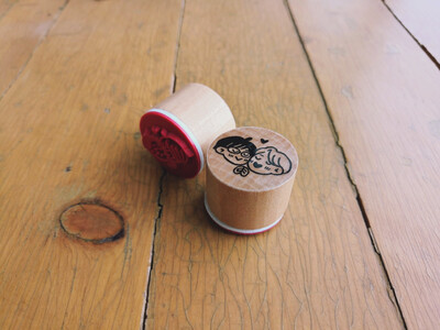 Yuri on Ice: Seal of Love Set - Rubber Stamp