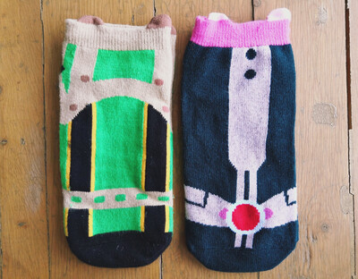 BNHA Girls - Cat-ear Socks