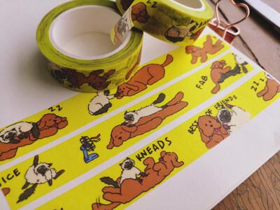 Best Of Friends - Washi Tape
