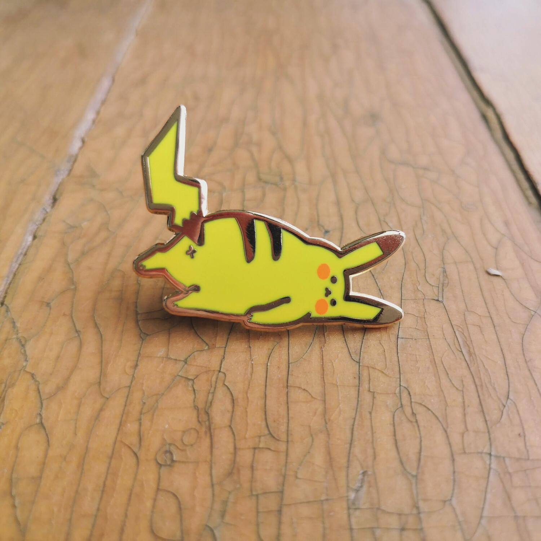 Pokémon: Welcoming Death Pikachu - Hard Enamel Pin