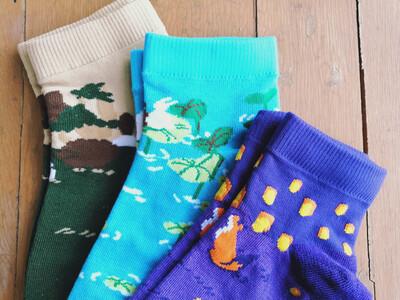Scenic - Socks