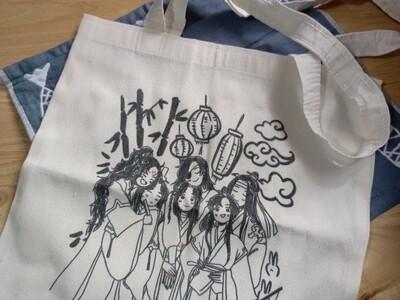 MXTX Goods: Tote Bag