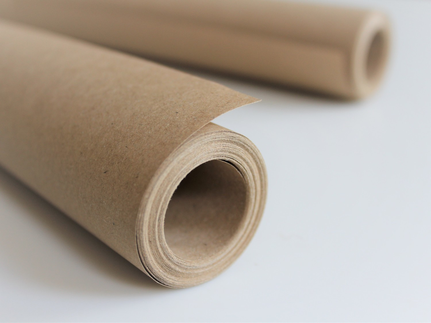 Recycled Kraft Paper - Natural