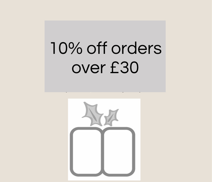 10% off orders over