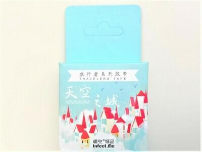 Mountain Village Paper Tape 15mm