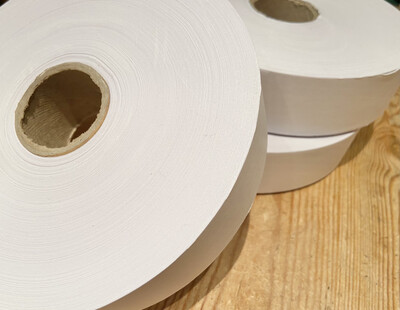 White Gummed Paper Tape 36mm