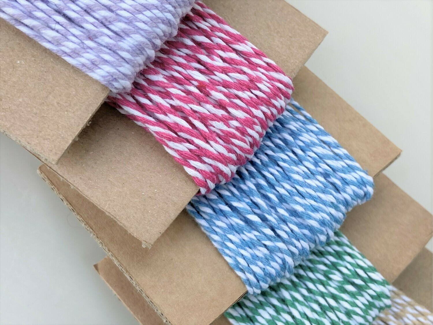 10 pk Bakers Twine - Bright Colours
