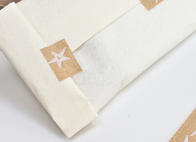 100% Recycled Tissue Paper - Ivory