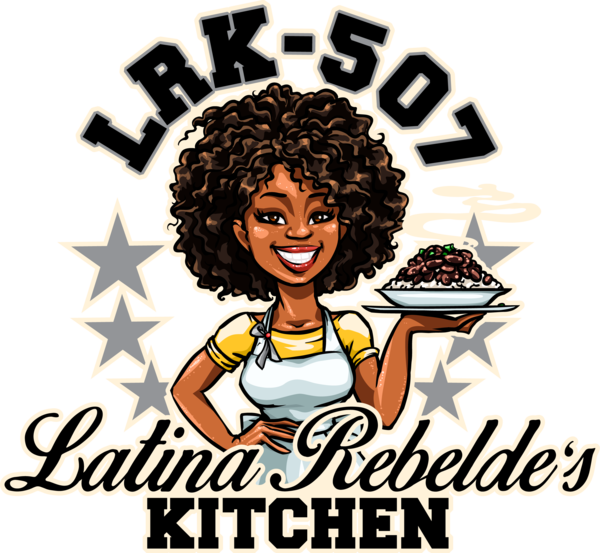 Latina Rebelde's Kitchen - LRK507