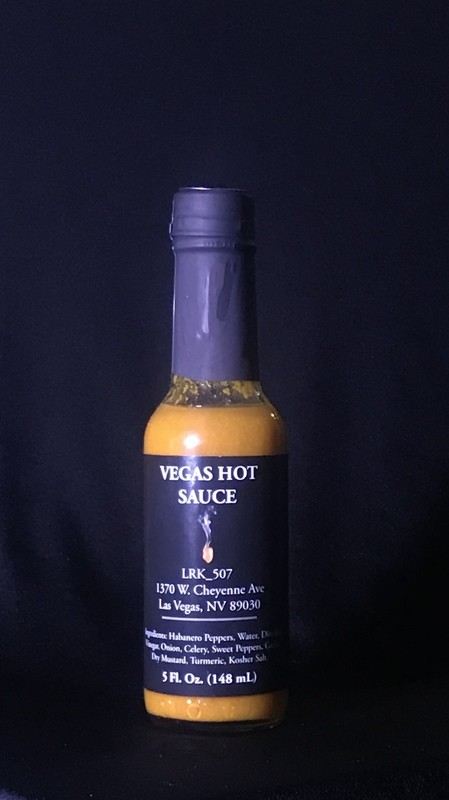 Vegas Hot Sauce