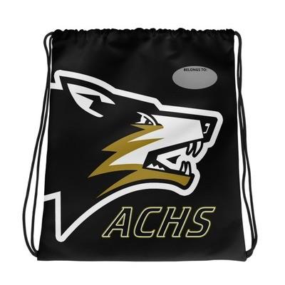 ACHS Drawstring bag