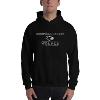 ACHS Wolves Hooded Sweatshirt