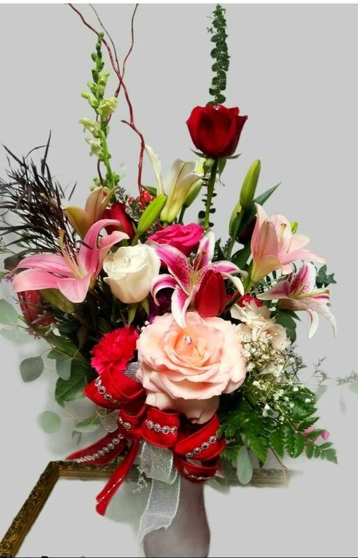 Valentines Love Bouquet