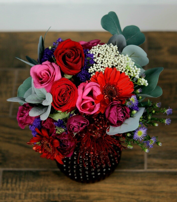 Splendid Romance Bouquet