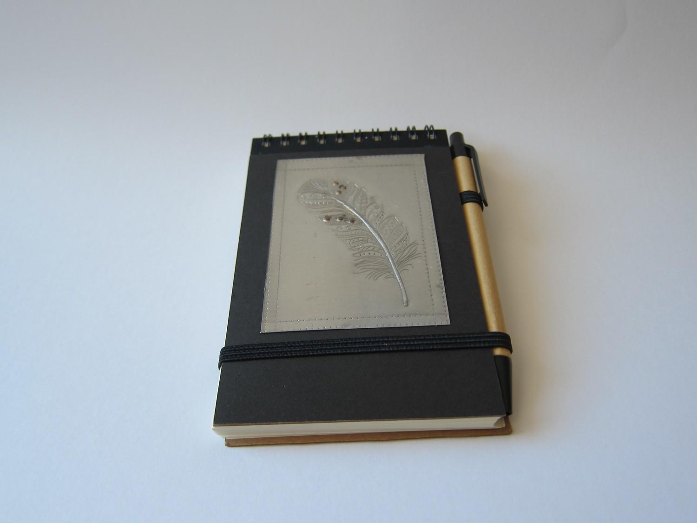 Fridge Magnet Notebook 6